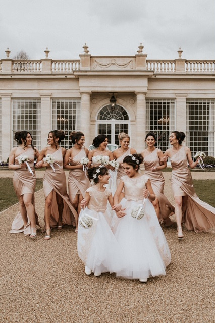 Rushton Hall Wedding