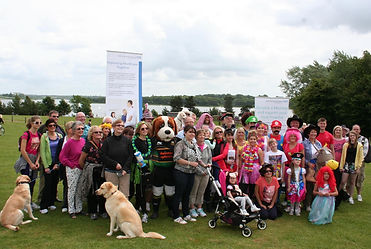 2013 Fun Run Event around Pitsford Reservoir