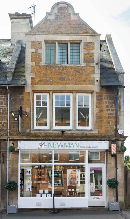 John Newman Hairdressing & Beauty salon in Rothell, Northamptonshire