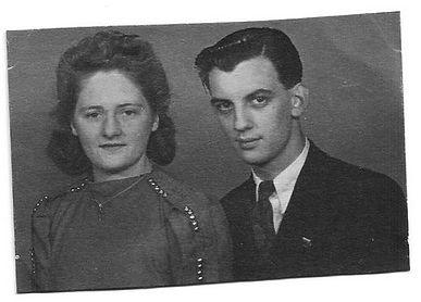 Derek Newman and Vera Wiggins/Newman, Rothwell