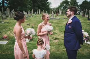 Weldon Church Wedding