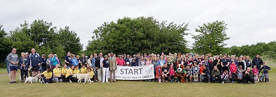 Our 3rd Fun Run Event around Pitford Reservoir, raising a staggering £9410.78