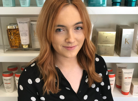 An Interview with Lily: L'Oreal Colour Specialist