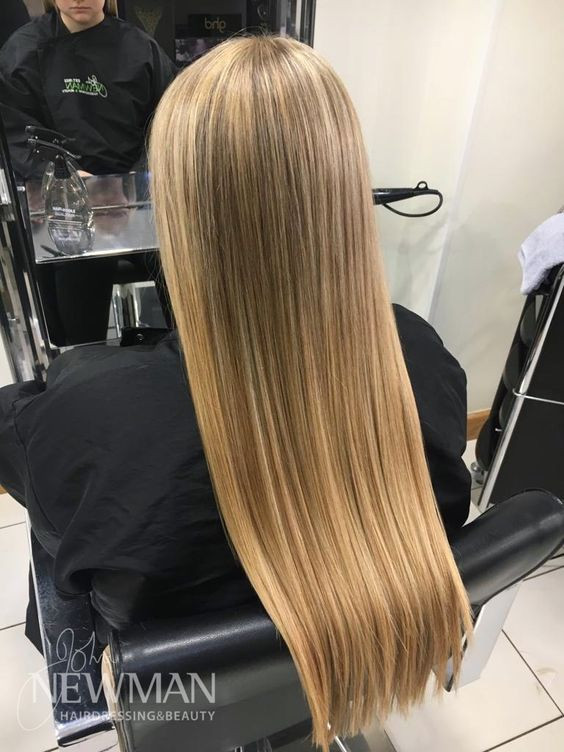 Super long Blonde Hair