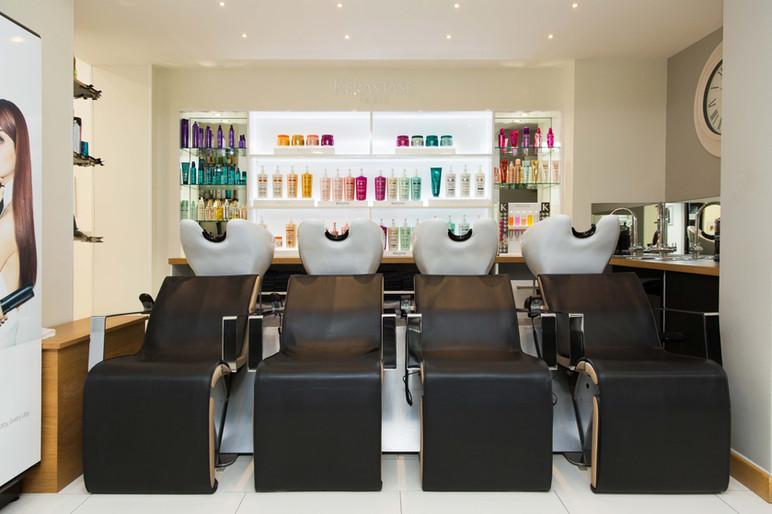 Ground Floor Salon