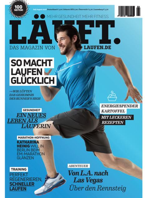 Cover LÄUFT