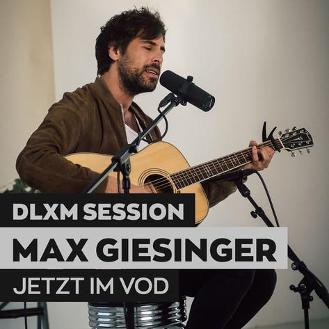 Deluxe Music Max Giesinger