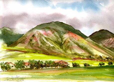 West Maui Mountains