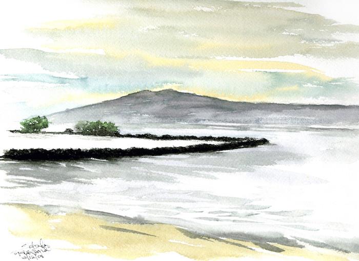 Molokai Fish Pond
