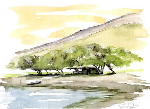 Kamalo Wharf