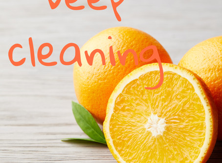 What is Deep Cleaning?