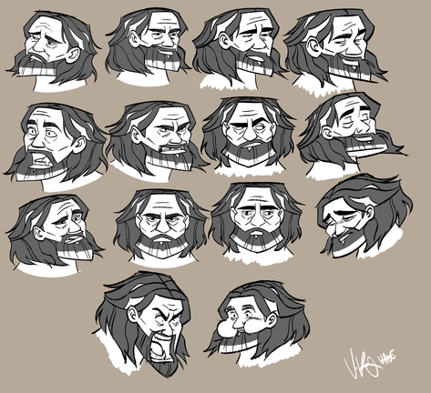Benji Expressions - Freelance - Vanessa Flores