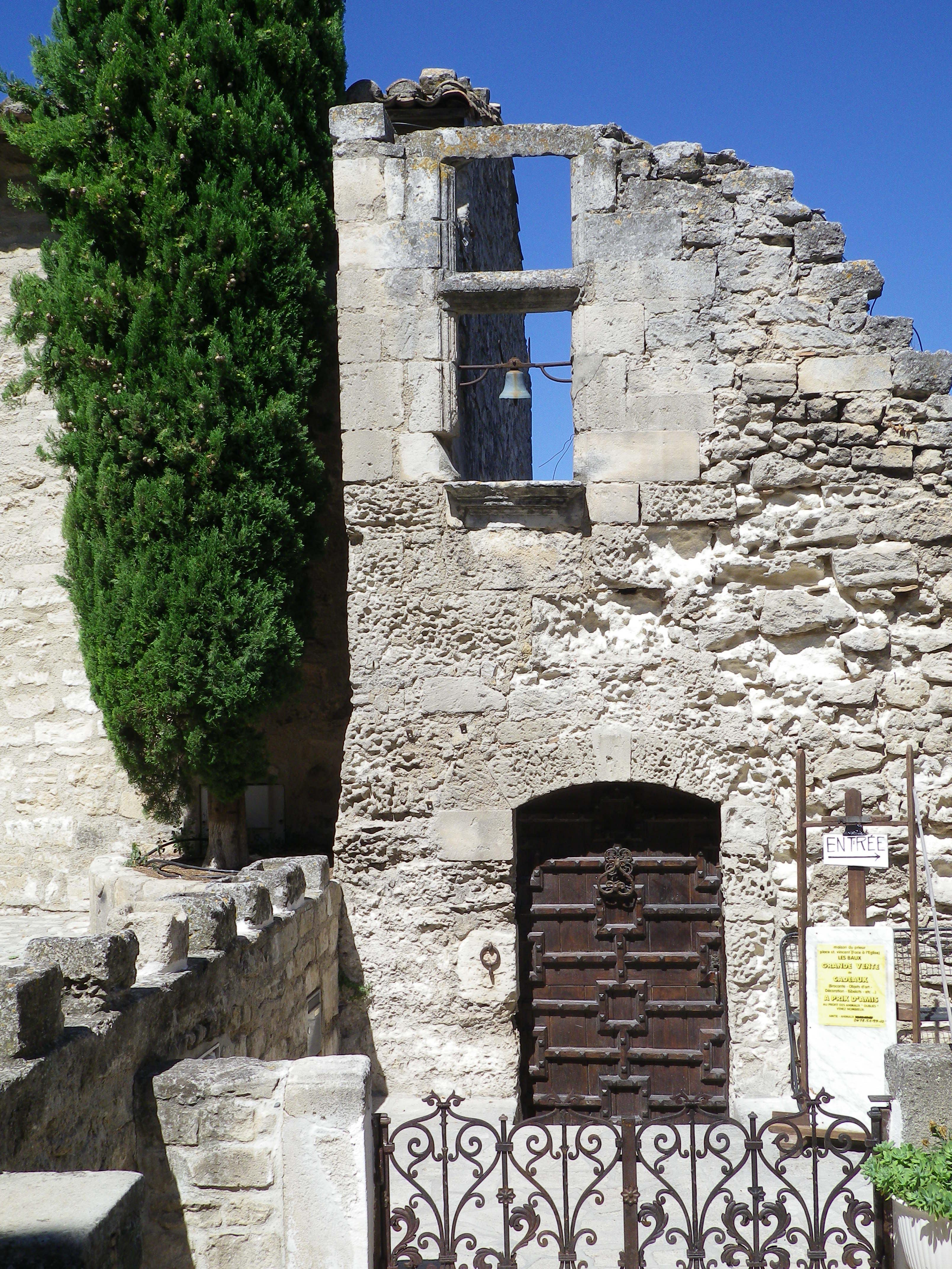 Intérieur Village des Baux