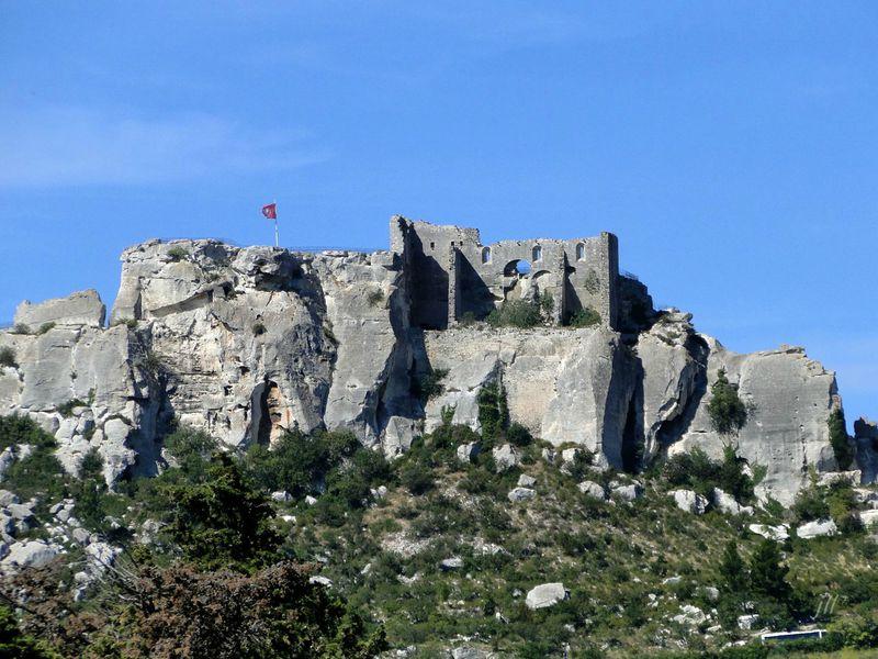 Château des Baux de Provence