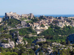 Vue Panoramique des Baux