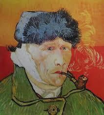 Van Gogh-Self Portrait