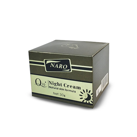 [나로] Q10 Night Cream