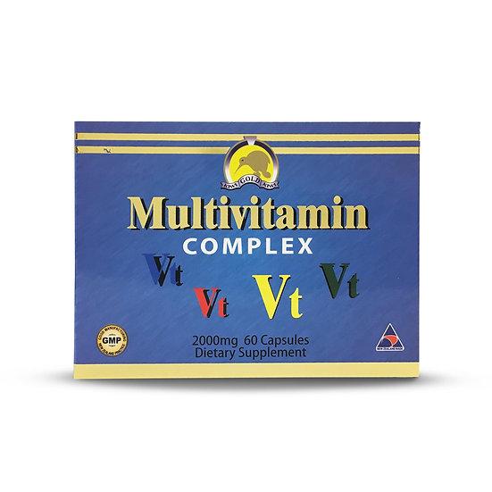 [키위골드키위] 멀티비타민 컴플렉스 2000mg 60정