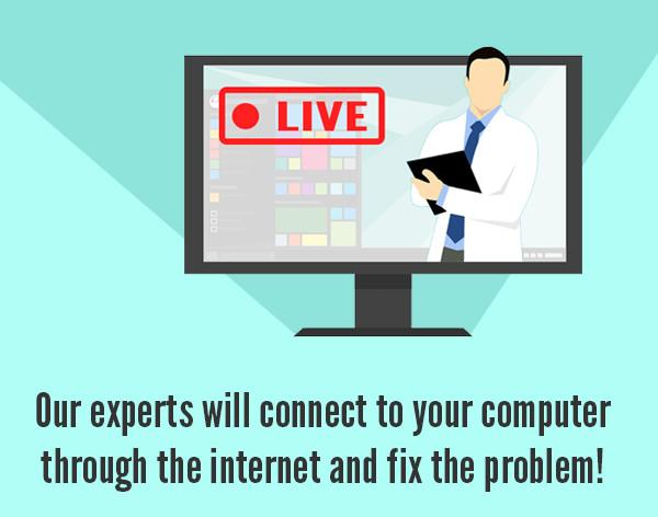 Computer Broken? Watch Us Fix It – LIVE!