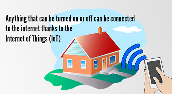 Welcome to the 'Internet of Things'