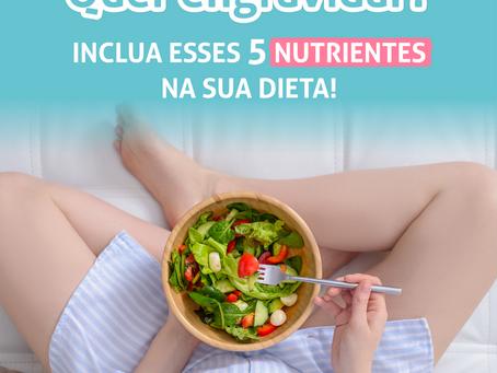 5 NUTRIENTES IMPORTANTES PARA MULHERES QUE QUEREM ENGRAVIDAR!