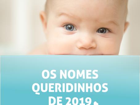 """Os nomes """"queridinhos"""" de 2019"""