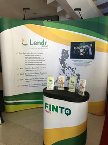LENDR Booth