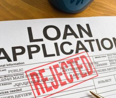 Avez-vous été refusé pour un prêt commercial?