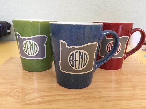 Color Bend Mug
