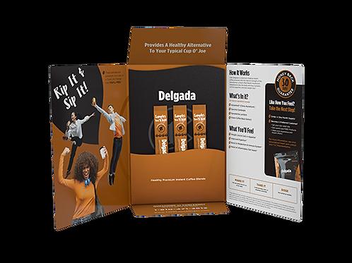 Delgada Coffee - 3 Sachets
