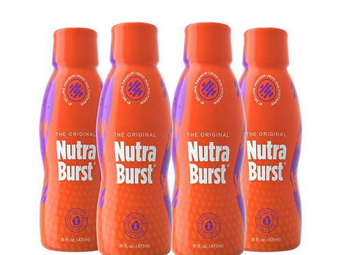 NutraBurst Family 4 Pack
