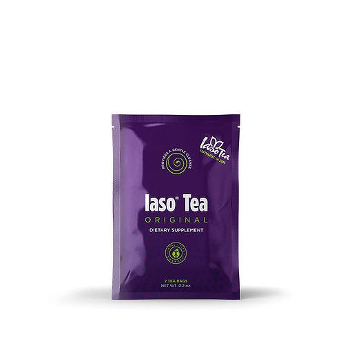 Iaso Tea 5 Tea Bags - Brewed Tea