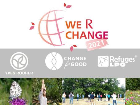 We are Change, l'évènement.
