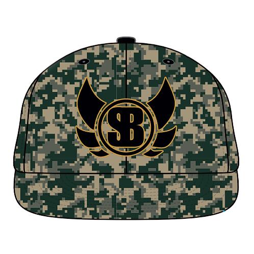 Army Digital Camo Snapback