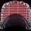 Thumbnail: Black Oxford Chambray/Red Snapback