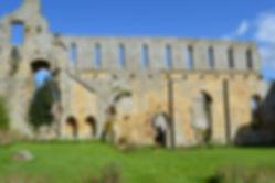 Jervaux Abbey