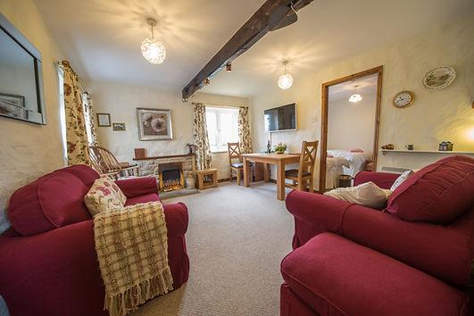 cottge sitting room