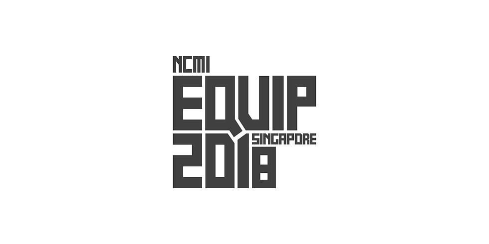 NCMI Equip Singapore