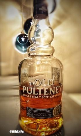 Old Pulteney 17yo Single Malt Whisky review