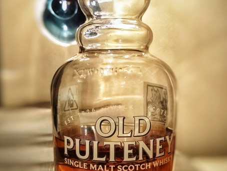 Old Pulteney 17yr old review