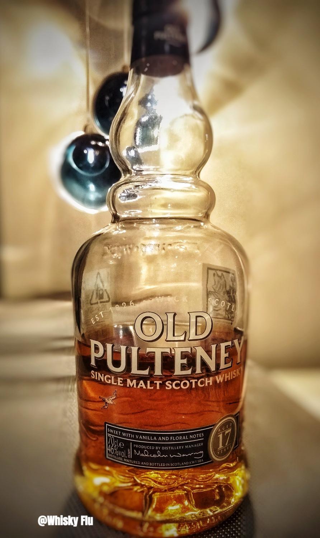 Old Pulteney 17 yr old single malt