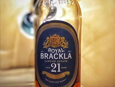 Royal Brackla 21yr old review