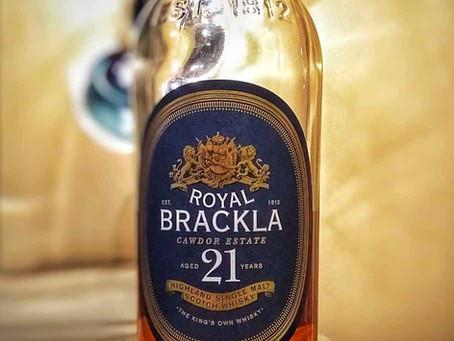 Royal Brackla 21yr old review
