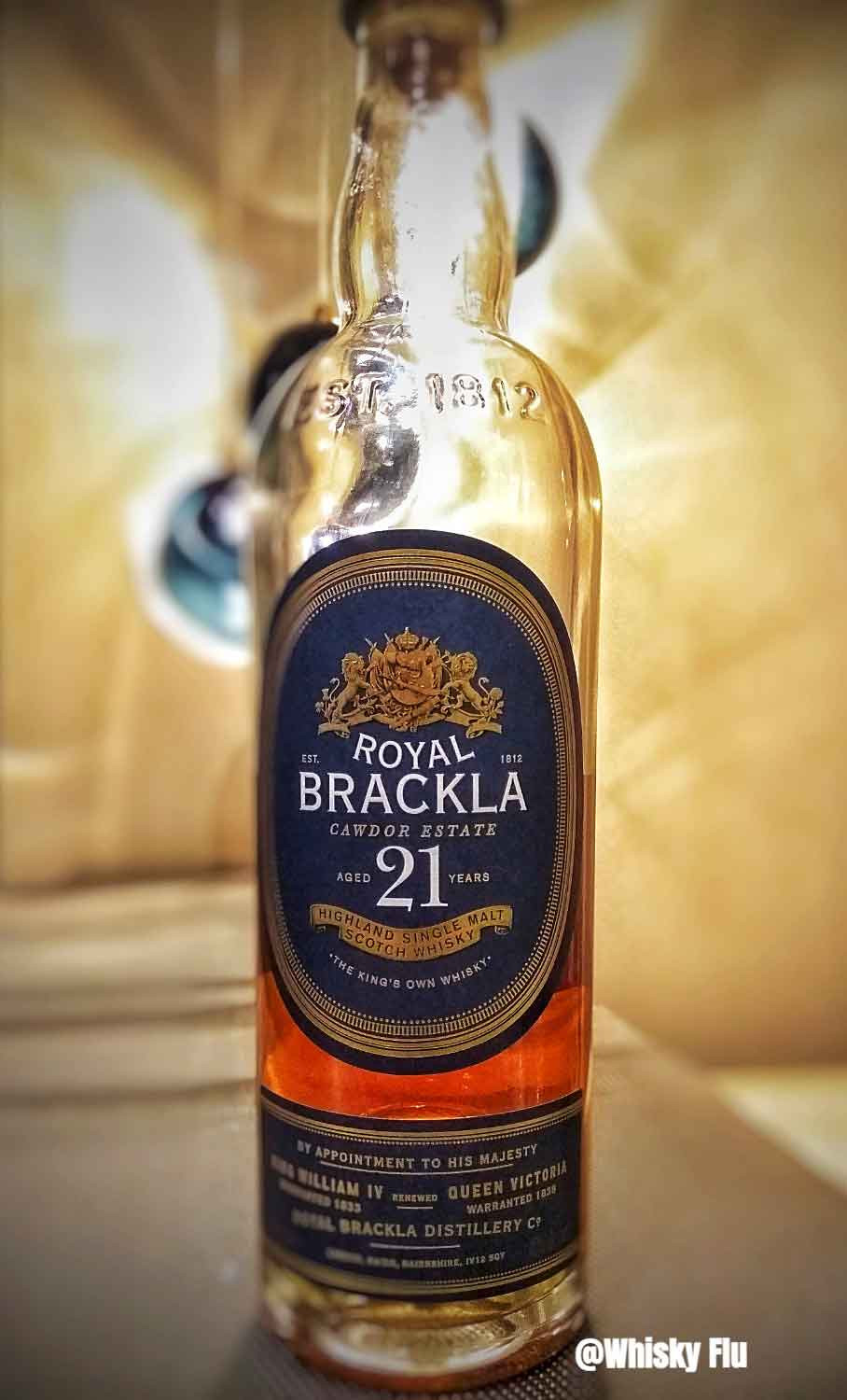 Royal Brackla 21yr old Single Malt