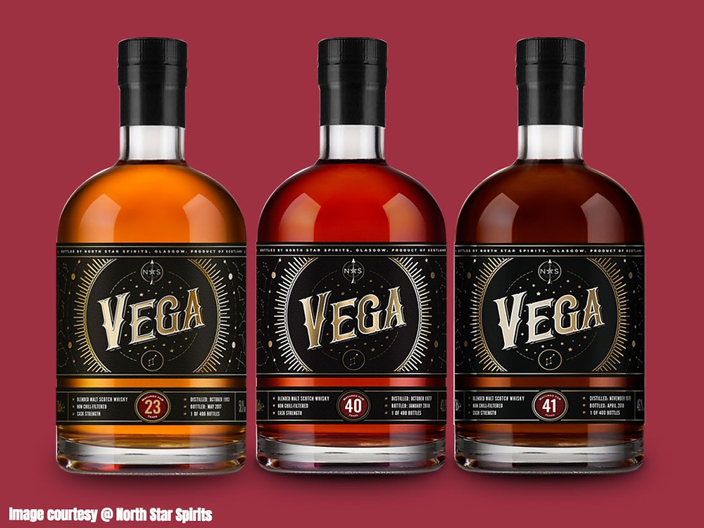 Vega-Blended Malt by North Star Spirits