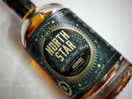 North Star Spirits-Ardmore 8yr old