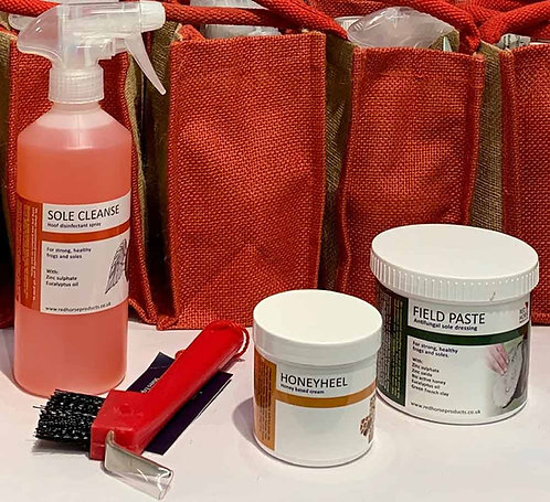 Winter Horse Care Kit