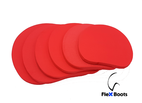 Firm FlexPad-sold in pairs
