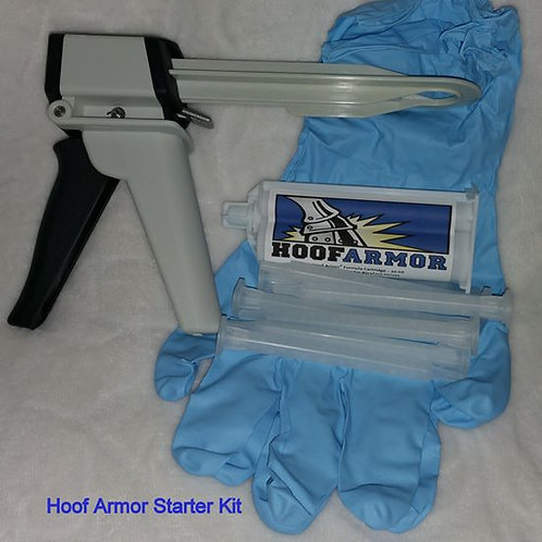 5   HoofAmor Starter kits (Bulk Saving of £3.00 off per unit)