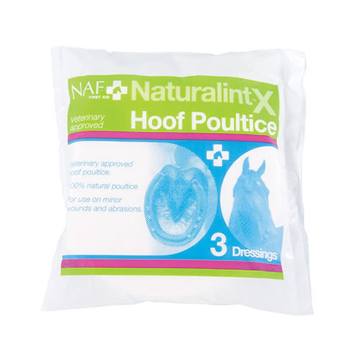 The NAF NaturalintX Hoof Poultice